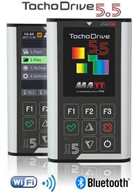 Czytnik do tachografu cyfrowego TachoDrive 5