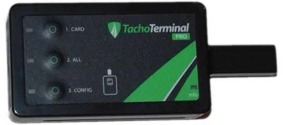 Czytniki Tachografu Cyfrowego Karty Kierowcy Ewidencja Czasu Pracy
