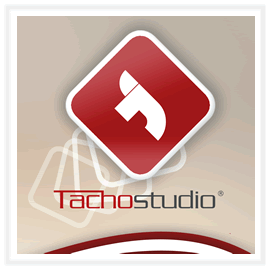 Tachostudio program do tachografu cyfrowego